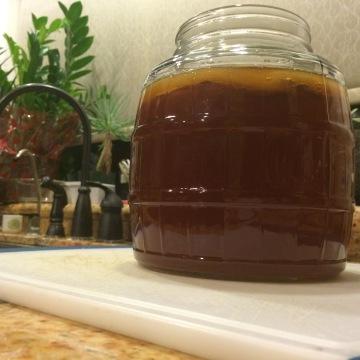 Kombucha Starter Tea Recipe